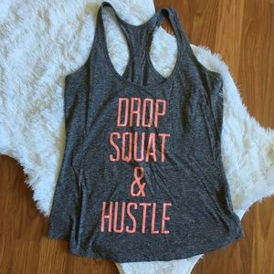 Old Navy Active Semi Fitted Work Out Tank